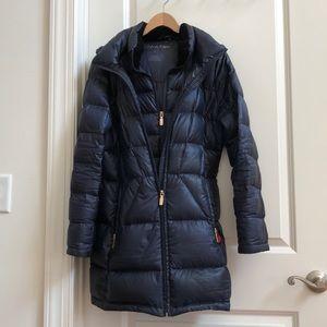 Calvin Klein Packable Lightweight Down Coat L